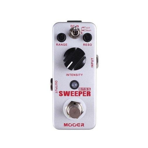 Pedal De Efeito Mini Mooer Sweeper Bass Dynamic Filter