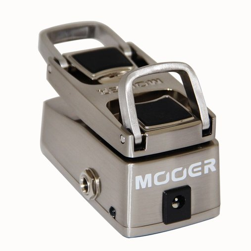 Pedal De Efeito Mini Mooer Volume Leveline