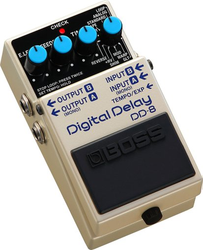 Pedal Guitarra Boss DD8 Digital Delay