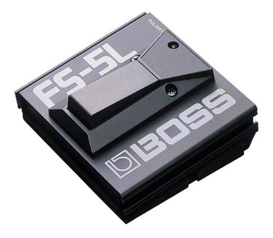 Pedal Seletor Boss Fs-5l Footswith Preto Fs5l