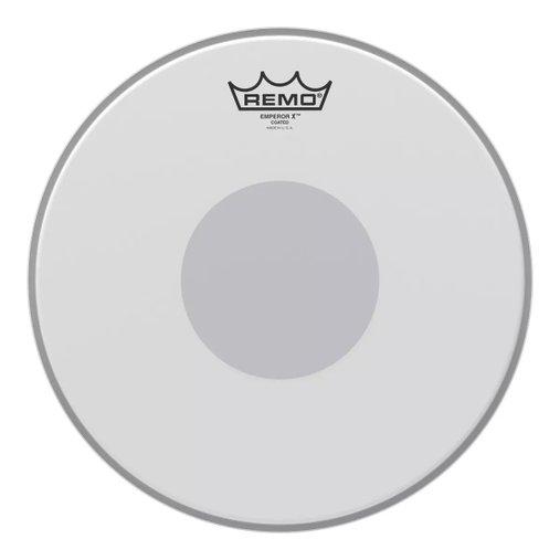Pele Remo 12 Emperor Porosa C/ Circulo Preto Bx-0112-10 C/nf