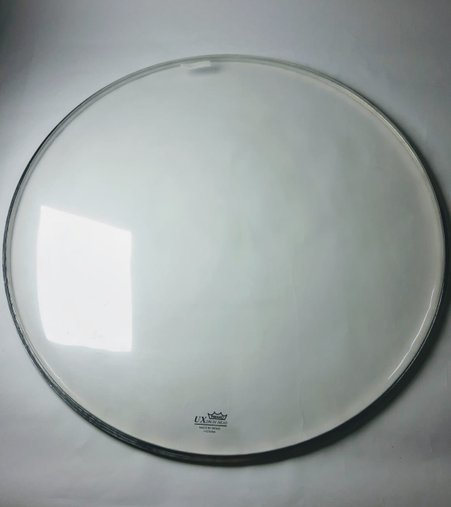 Pele Remo 22 Pol Resposta Ux Drum Head China Outlet C/ Nf