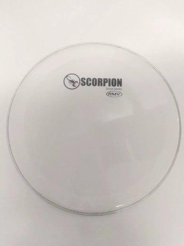 Pele Resposta Bumbo Rmv 18 Pol Scorpion Com Nota Fiscal