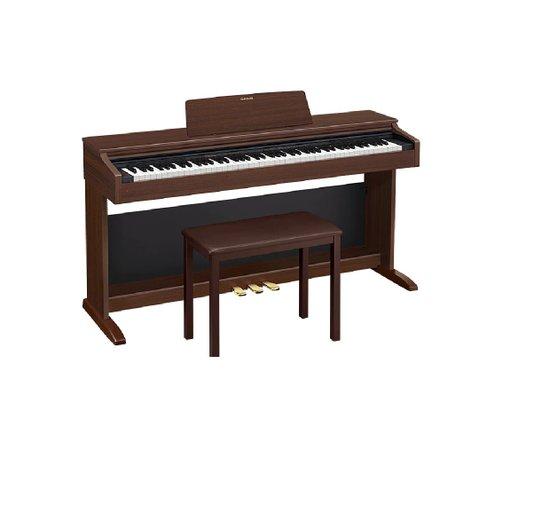 Piano Digital Casio Celviano Ap 270 Bn Com Banco - Marrom