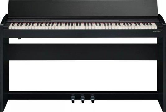Piano Digital Roland F-140r Cbl C/pedal Triplo/estante F140r