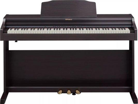 Piano Digital Roland Rp501r Cr 88 C/ Banco Rp501 Nota Fiscal
