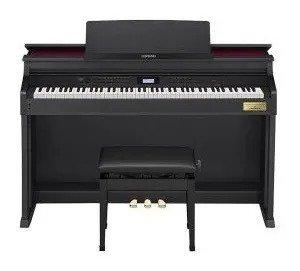 Piano Eletronico Casio Celviano Ap 710 Digital 88 Teclas Nfe