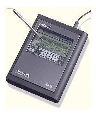 Processador De Som Roland Pma-5 Pma 5 Sequenc Midi Outlet Nf