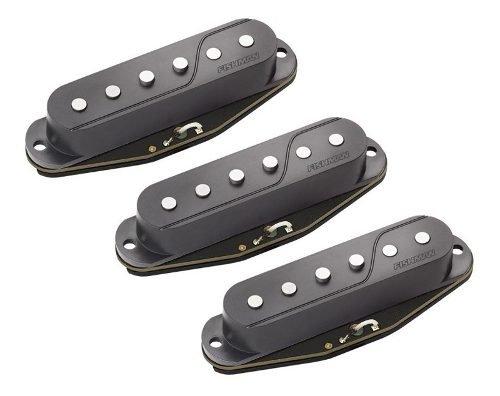 Set De Captadores Single Guitarra Strato Fishman Pro-str-bk3