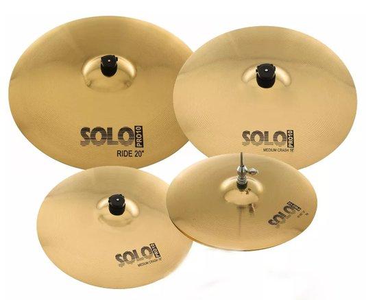 Set De Pratos Set Orion Solo Pro Sp103 14 16 18 20 - B10