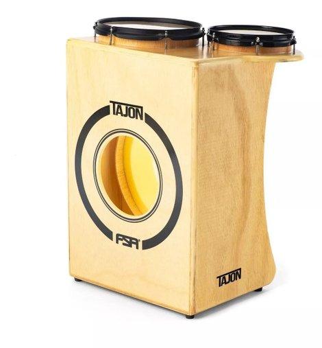 Tajon Standard Taj16 Fsa Bumbo/caixa/tom Modelo Novo Natural
