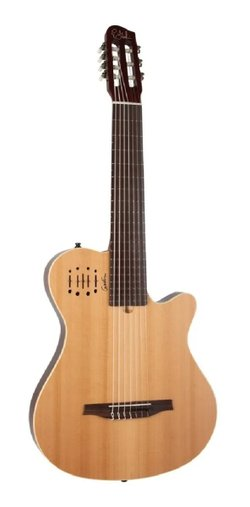 Violão Godin Multiac Encore Sg 7 Cordas Natural Outlet C/ Nf