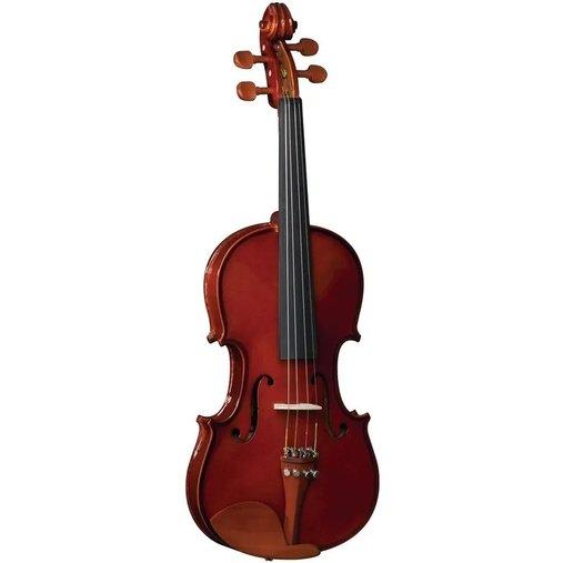 Violino Eagle Ve431 Envernizado Com Case + Breu + Arco Crina