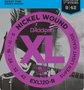 Encordoamento de Guitarra D'Addario 09 Nickel Wound Super Light
