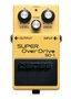 Pedal Para Guitarra Boss Super Overdrive SD 1 Quente Como um Drive de Amplificador Valvulado
