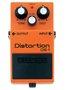 Pedal Para Guitarra Boss DS 1 Distortion A Clássica Distorção No Seu Pedalboard