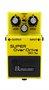 Pedal Para Guitarra Boss SD 1W Super Overdrive Waza Craft Edição Especial