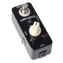 Pedal Para Guitarra Mooer Trelicopter Optical Tremolo Micro Series Com LED De Status