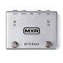 Pedal Para Guitarra Dunlop MXR A/B Box M196 Com LEDs De Status